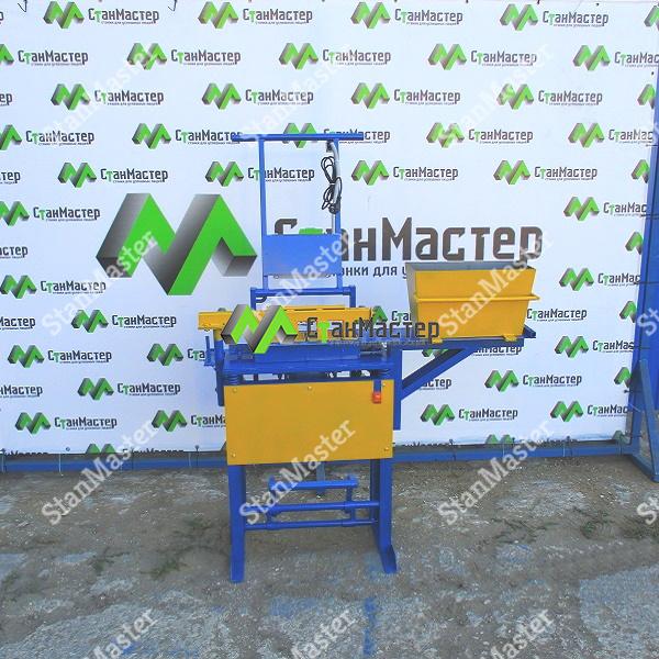 Станок для производства брусчатки Плиточник-2